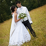 Wedding - Lenka & David